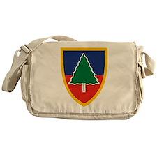91st Division Training.png Messenger Bag