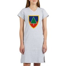 91st Division Training.png Women's Nightshirt