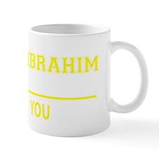 Unique Ibrahim Mug