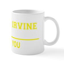 Unique Irvin Mug