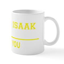 Unique Isaak Mug