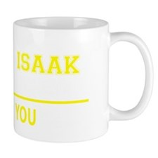Unique Isaak Mug