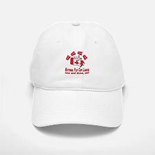Canada Flip Cup Baseball Baseball Cap