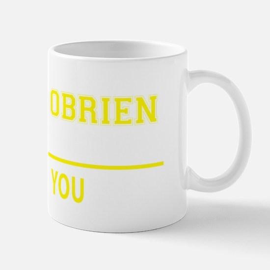 Unique Obrien Mug