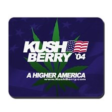 Kush/Berry Mousepad