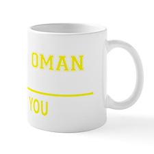 Cute Oman Mug