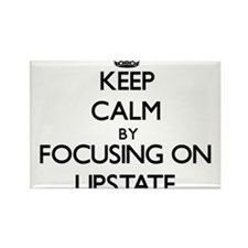 Keep Calm by focusing on Upstate Magnets