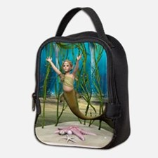Little Mermaid Neoprene Lunch Bag