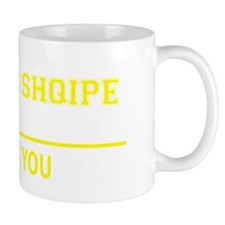Unique Shqipe Mug