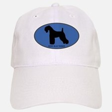 Kerry Blue Terrier (oval-blue Cap