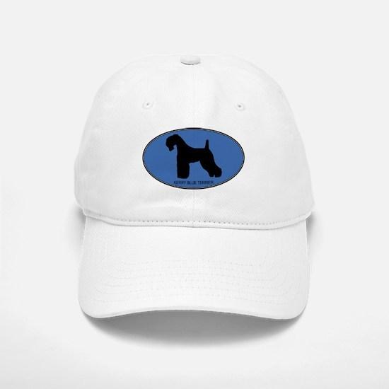 Kerry Blue Terrier (oval-blue Cap