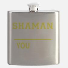 Unique Shaman Flask