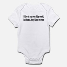 little world Infant Bodysuit