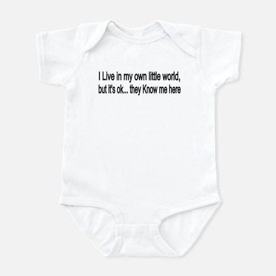 little world Infant Bodysuit