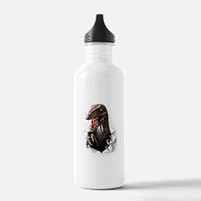 Velociraptor Dinosaur Water Bottle