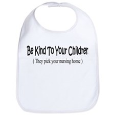 Be Kind  Bib