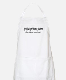 Be Kind  BBQ Apron