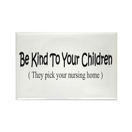 Be Kind Rectangle Magnet (100 pack)