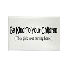 Be Kind Rectangle Magnet (10 pack)