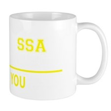 Cute Ssa Mug