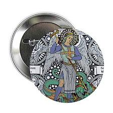 Saint Michael Button