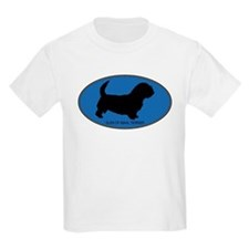 Glen Of Imaal Terrier (oval-b T-Shirt