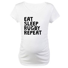 Eat Sleep Rugby Repeat Shirt