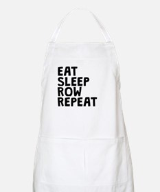Eat Sleep Row Repeat Apron