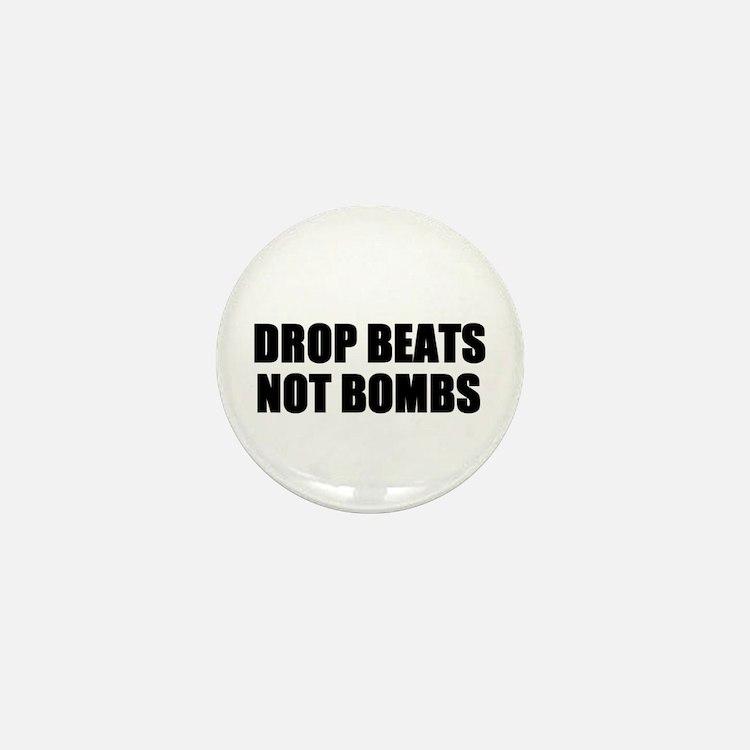 Cute Dj humor Mini Button