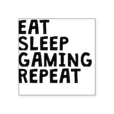Eat Sleep Gaming Repeat Sticker