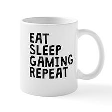 Eat Sleep Gaming Repeat Mugs