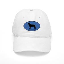 Australian Cattle Dog (oval-b Baseball Cap