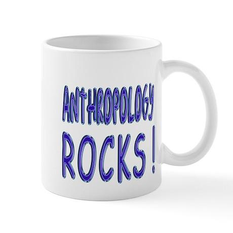 Anthropology Rocks Mug