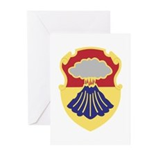67th Armor Regiment Greeting Cards