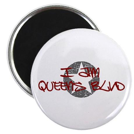 I am Queens Blvd - Red Magnet