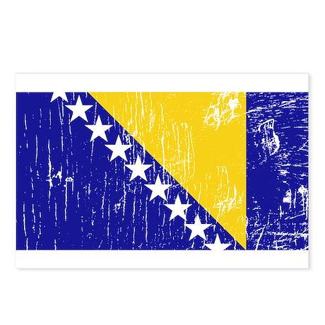 Vintage Bosnia and Herzegovina Postcards (Package