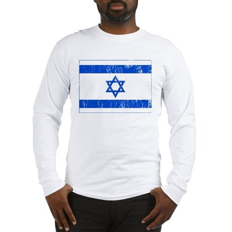 Vintage Israel Long Sleeve T-Shirt