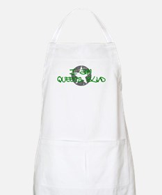I am Queens Blvd - Grn BBQ Apron