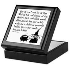 Eye of Newt Keepsake Box