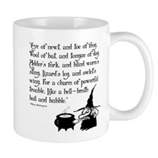 Eye of Newt Small Mug