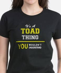 Unique Toad Tee