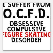 Obsessive Compulsive Figure Skating Disorder Squar