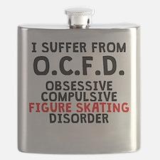 Obsessive Compulsive Figure Skating Disorder Flask