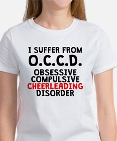 Obsessive Compulsive Cheerleading Disorder T-Shirt