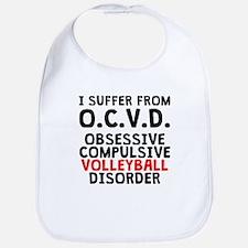 Obsessive Compulsive Volleyball Disorder Bib