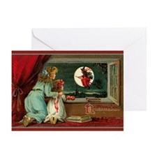 Moonlight Ride Greeting Cards (Pk of 10)
