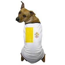 Vintage Vatican Dog T-Shirt