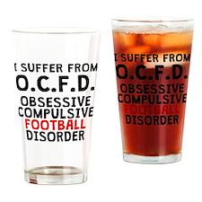 Obsessive Compulsive Football Disorder Drinking Gl