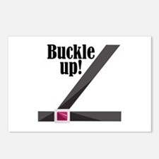 Buckle Up! Postcards (Package of 8)