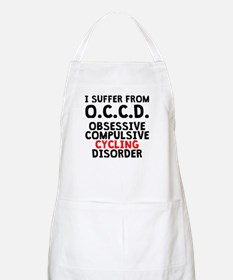 Obsessive Compulsive Cycling Disorder Apron
